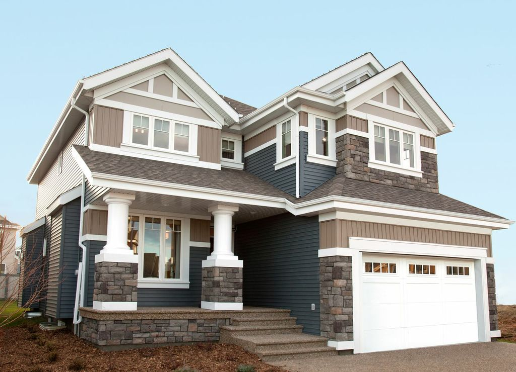 Canyon spring master builder home builders in edmonton for Home builders in canada